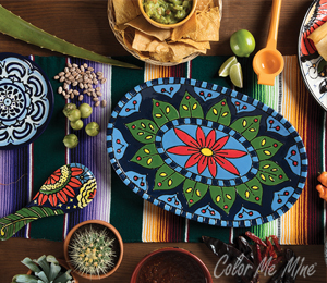 Tucson Mall Talavera Tableware
