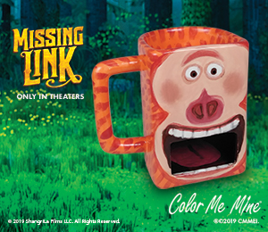 Tucson Mall Mr. Link Mug