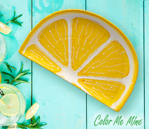 Tucson Mall Lemon Wedge