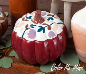 Tucson Mall Fall Pumpkin Box