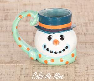 Tucson Mall Snowman Mug