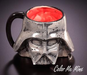 Tucson Mall Darth Vader Mug