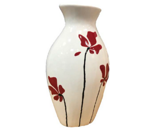 Tucson Mall Flower Vase