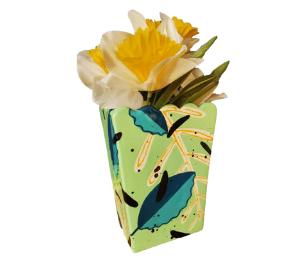 Tucson Mall Leafy Vase