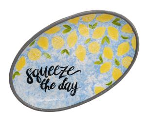 Tucson Mall Lemon Platter