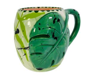 Tucson Mall Monstera Mug